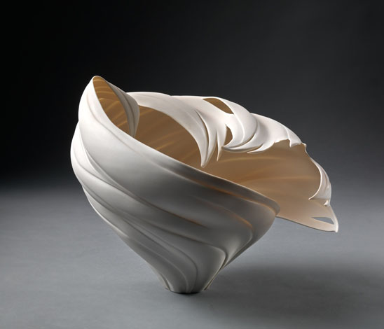Jennifer McCurdy - Wheel Thrown Porcelain- Museum Permanent ...